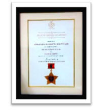 """The """"Skoch Order of Merit"""" for """"Customer Servicing"""" under the Inclusive Insurance Awards Category"""
