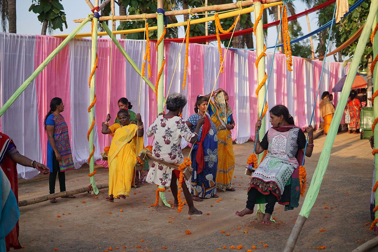 Raja  2019 Celebration at Mission Ashara